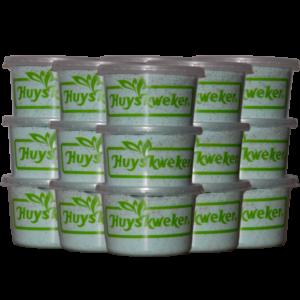 Huyskweker plantenvoeding doos (18 stuks)